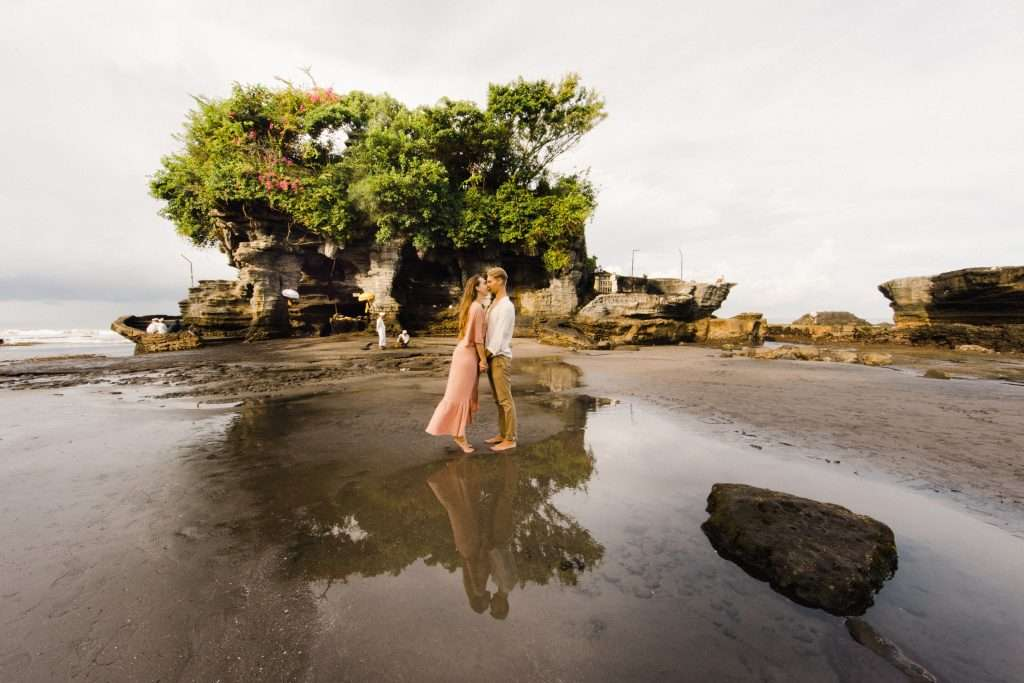 Engagement Pre Wedding Photos Bali Indonesia Photographer Elopement