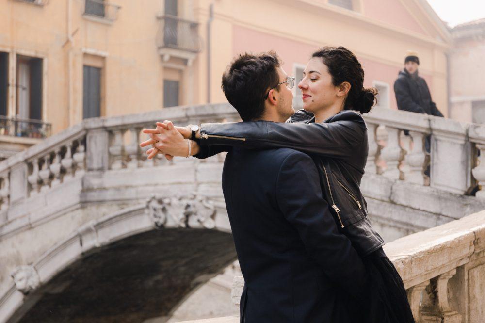 Venice Elopement Photographer Winter Elopement Destination Wedding Elope in Italy