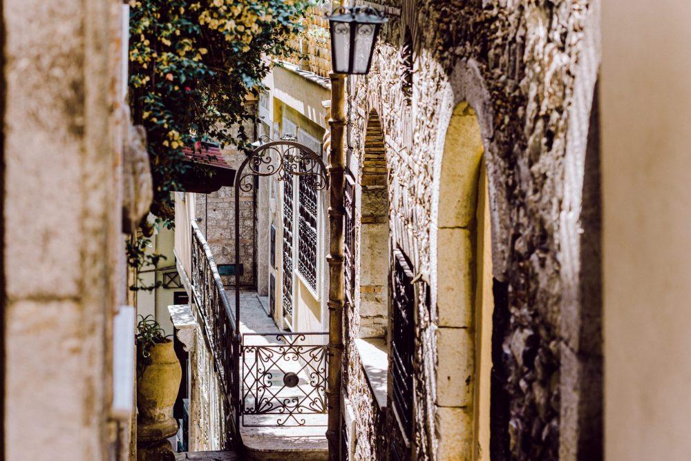 Bride Chinese Wedding Intimate Elegant destination wedding in Taormina, Sicily, Italy