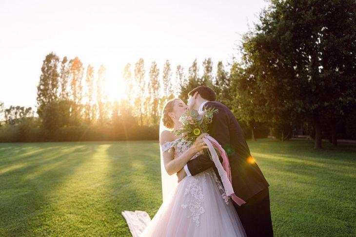 Camilla + Francesco | Matrimonio immerso nel verde nella serra di H-Farm a Treviso